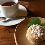 閏日 - 料理写真:スコーンセット