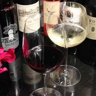 ソムリエ厳選のワイン、秘蔵ワインはAsk