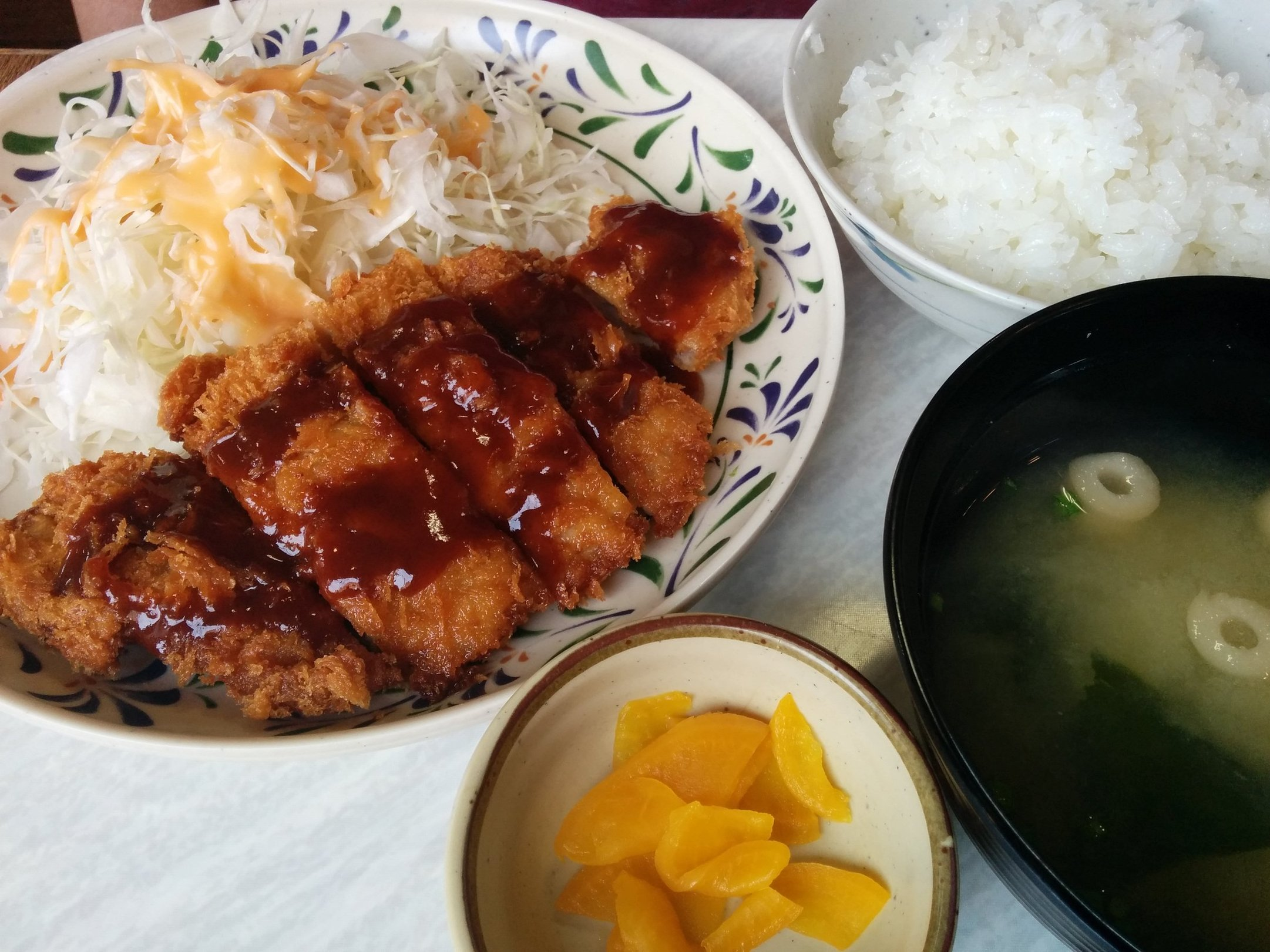 華さん食堂 小倉津田店