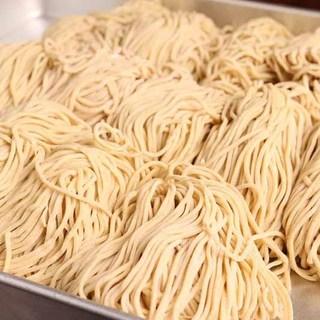 国産小麦の自家製麺