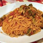 ナポリの下町食堂 - アラビアータ