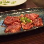焼肉の吉田 - ハラミ