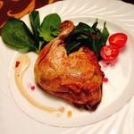ベガーズハーレム - 伊達地鶏のコンフィ