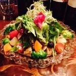 ベガーズハーレム - グリーンサラダ