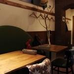 taverna ichi - シート席 8名様OK