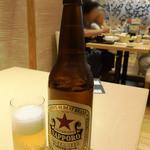 41736582 - 大瓶ビール580円(税抜)