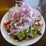 ル プティ ジャルダン - 野菜サラダ