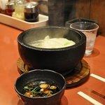 花月 - 石鍋水餃子 3個 ¥250