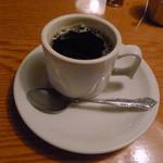 ノイズ - ランチ付属ドリンクにホットコーヒー