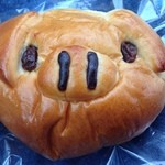 森のともだち - 動物パン