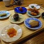 中国菜 火ノ鳥 - ☆前菜の盛り合わせ火ノ鳥スタイル(≧▽≦)/~♡☆