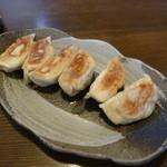 41745775 - 薬膳焼き餃子(320円)