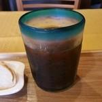 41747081 - アイスコーヒー(400円)です。