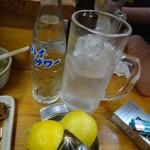 ばん - レモンサワーセット