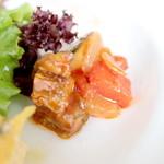 アウストロ - 野菜のトマトソース煮込みカポナータ '15 7月中旬
