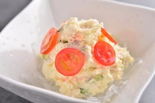 すき焼き・しゃぶしゃぶ処 安芸亭 - ポテトサラダ