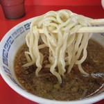 ラーメン二郎 - つけ麺 2015.09