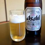 月のしずく - Asahiスーパードライ