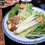 月のしずく - 【鍋物】野菜