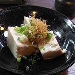 一路 - 山わさび豆腐