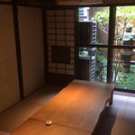 桜桃 - お座敷