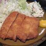 かつ膳 - ひれかつ定食1,900円
