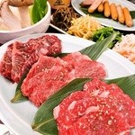焼肉犇星  - 料理写真:春セット3500円