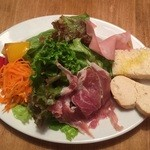 MIO - パスタランチの前菜