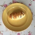 イヌイ - ソーセージの入ったパンです。