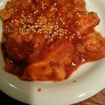 牛繁 - 辛味噌鶏