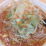みそ道楽 - 辛口味噌拉麺 850円
