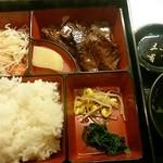 41765868 - 国産牛ハラミ定食by arumona