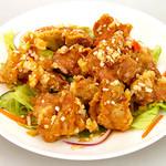 中国料理絲 - 料理写真:ユーウリンチー