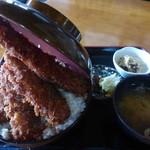 めし屋はないち - <2015/09/10>特製ソースカツ丼