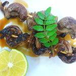 鰻のもり - 料理写真: