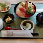 まこと寿し - 料理写真:浜どん 950円(ランチ)