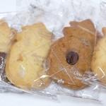 Honolulu Cookie Company - ダークチョコレートココナッツ、バターマカダミア、コナコーヒー、ココナッツ