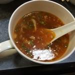 南大門 - テールスープ(370円)