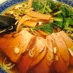 蘭苑菜館 - チャーシュー麺