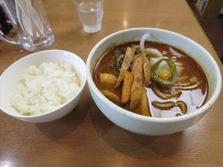 ぐうぐうマンモス - 横浜ガーリィ坦々麺_2015/09