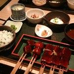 鈴の屋 - 菜めし田楽定食