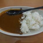 無添くら寿司 - 料理写真:シャリカレー ¥350+税