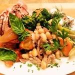 Suisei Kitchen  - イタリア惣菜盛り合わせ