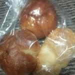 サンマルク - DM特典のお土産パン