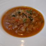 French Hana - 12種の野菜のスープ