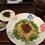 香家 - 日式汁なし担々麺セット