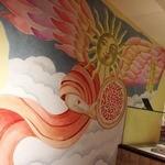 セラフィーナ ニューヨーク - 壁画