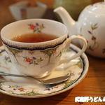 香文木 - セットの紅茶