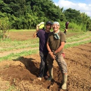 産地直送のバイオダイナミック農法による有機無農薬野菜