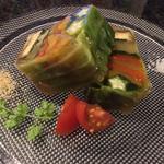41779507 - 野菜テリーヌ